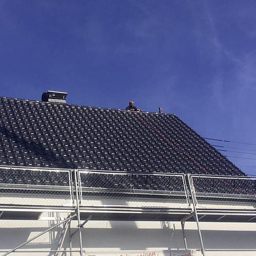 neues dach inklusive wohndachfenster dieter otto gmbh. Black Bedroom Furniture Sets. Home Design Ideas